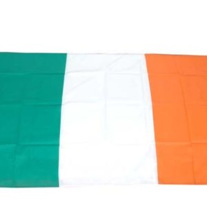 5'x3' Irish Tricolour Flag