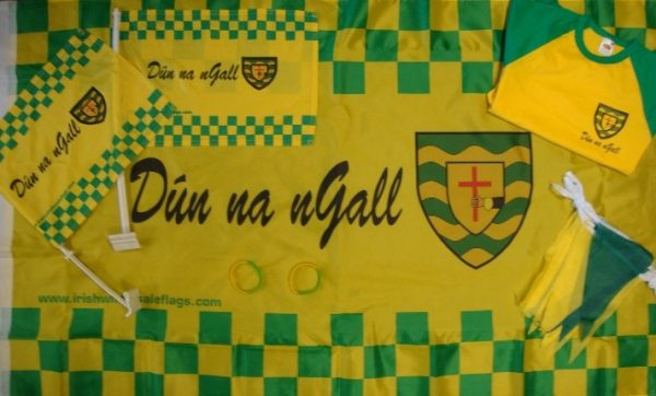Donegal Supporters Pack