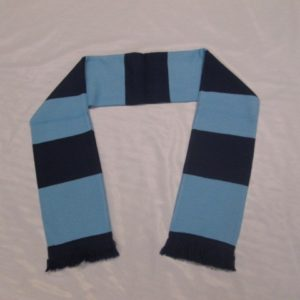 Blue & Navy Scarf