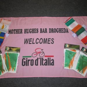 Business Supporters Pack (Pink Flag Irish)