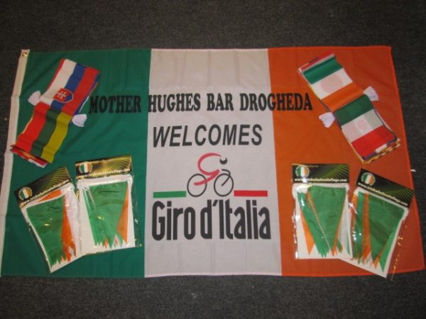 Business Supporters Pack (Irish Tricolour Flag)