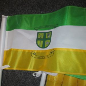 Custom GAA Pitch Flags