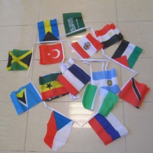 50 Nations Bunting
