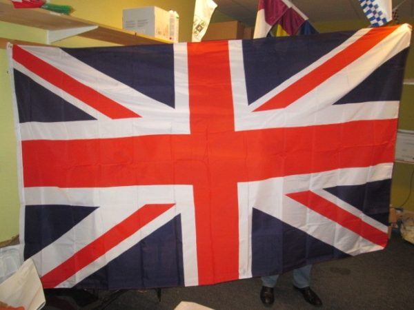 Giant 8ft x 5ft International Flags