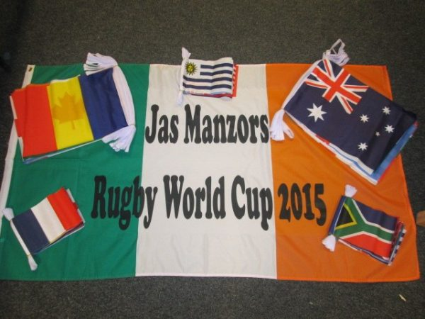 Rugby World Cup Business Supporters Pack