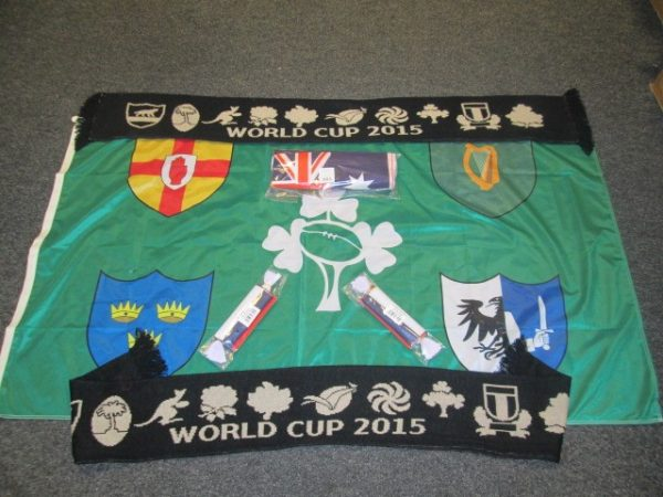 Rugby World Cup Supporters Pack