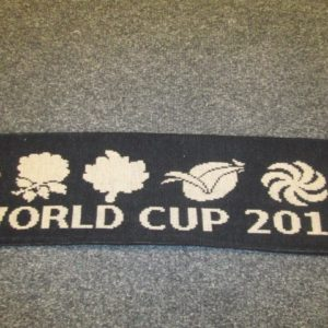 Rugby World Cup Scarf