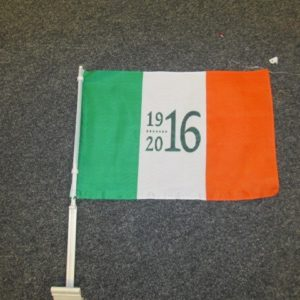 Commemorative Car Flag