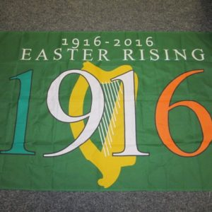 Easter Rising Light Flag 5ftx3ft